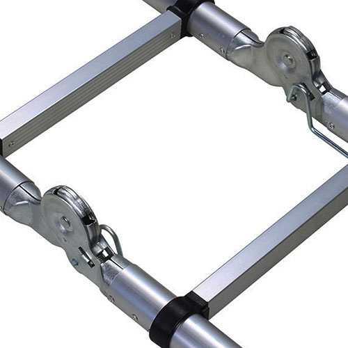 Aluminium Teleskopleiter