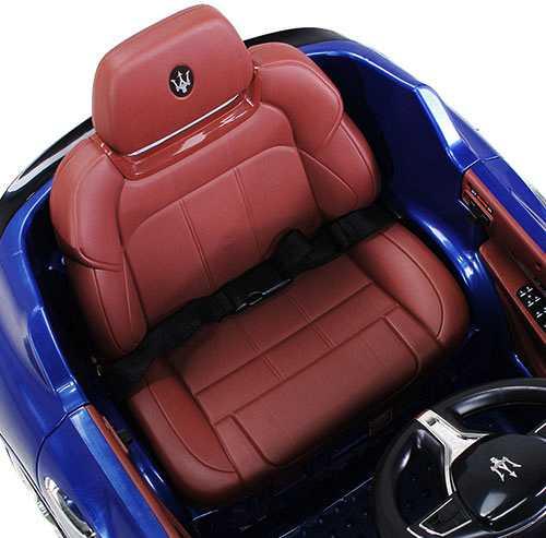 Maserati Levante QX-7993 Lizenziert
