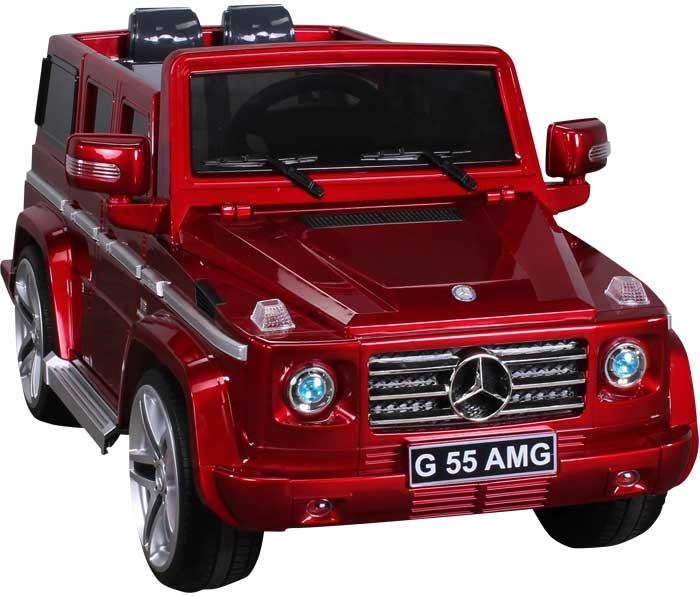 Mercedes Elektro-Kinderauto G55 AMG