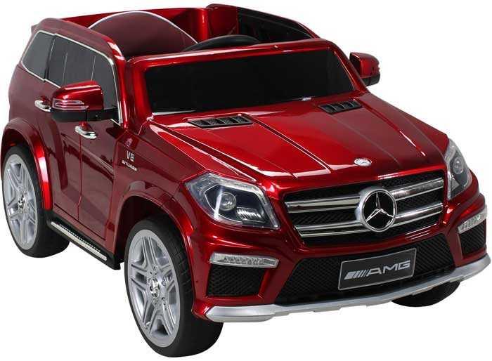 Mercedes GL63